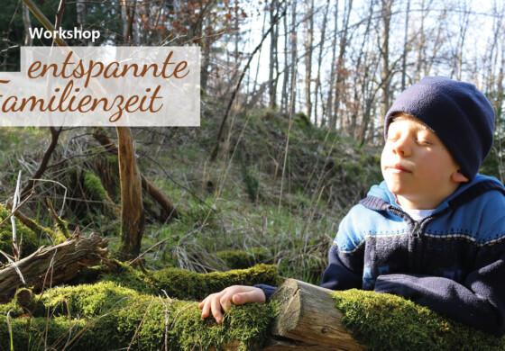 Familien-Waldbaden in der Ferienzeit im Thüringer Wald / Ilmenau