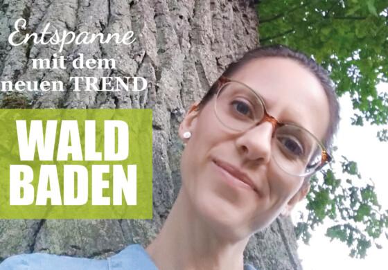 Qigong & Waldbaden startet wieder im April 2021 im Thüringer Wald / Ilmenau